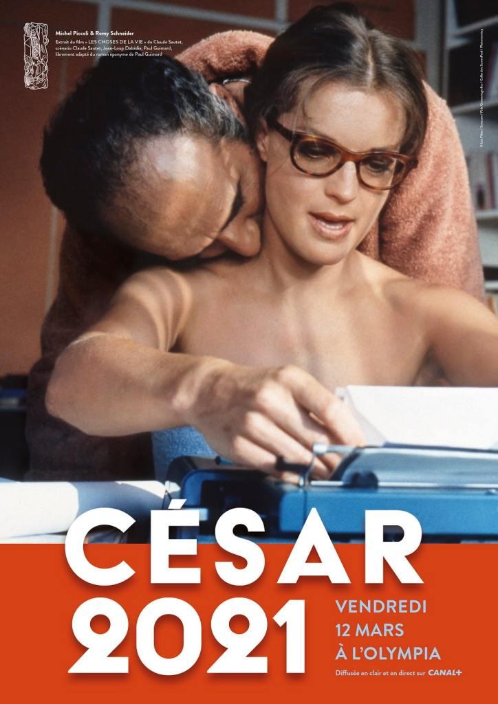 Affiche des César 2021