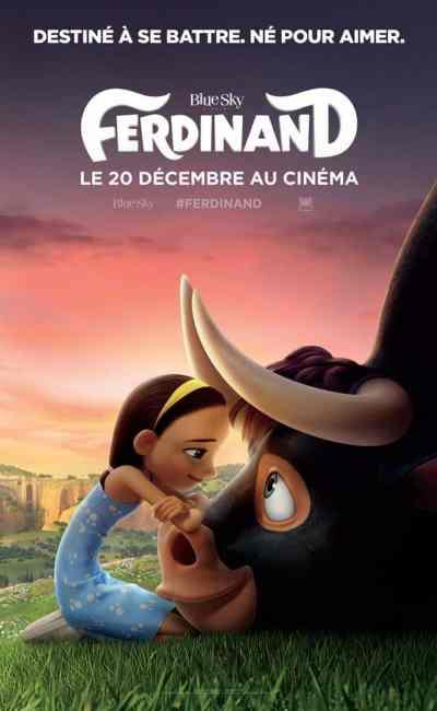 Affiche teaser de Ferdinand (Twentieth Century Fox)