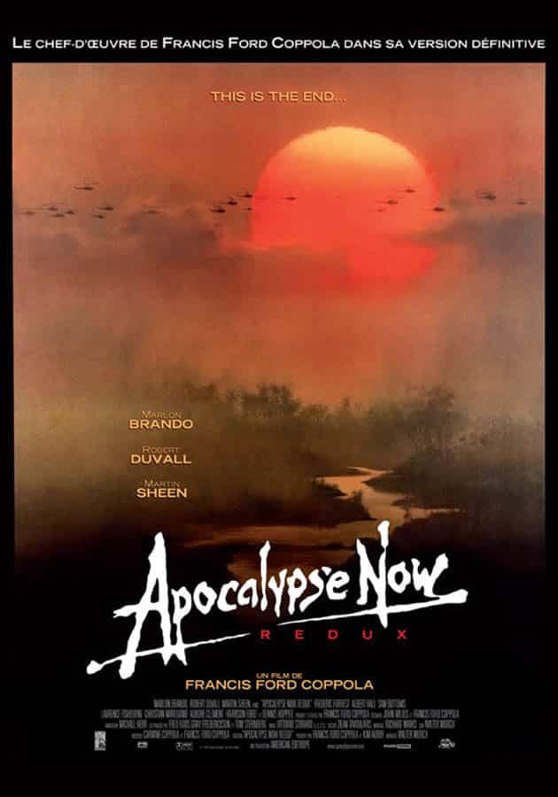Apocalypse Now Redux, affiche 2001