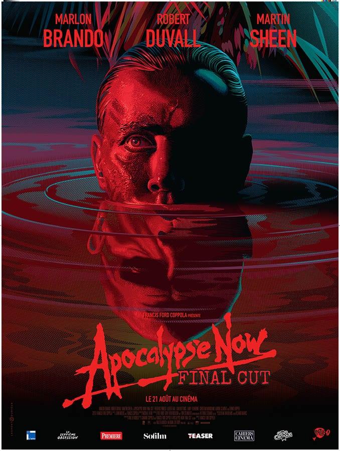 Apocalypse Now Final Cut Affiche 2019