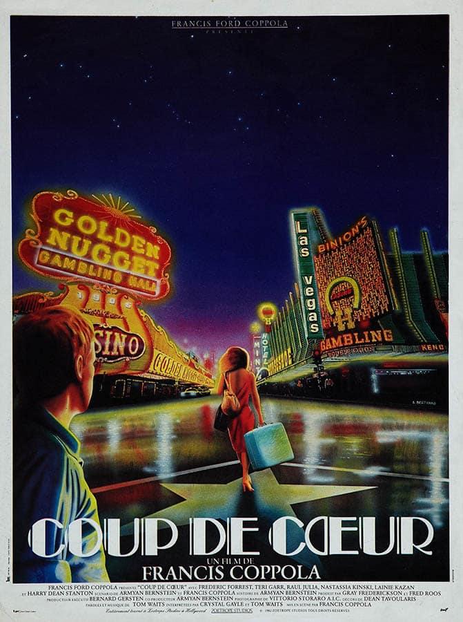 Coup de coeur de Francis Ford Coppola, affiche