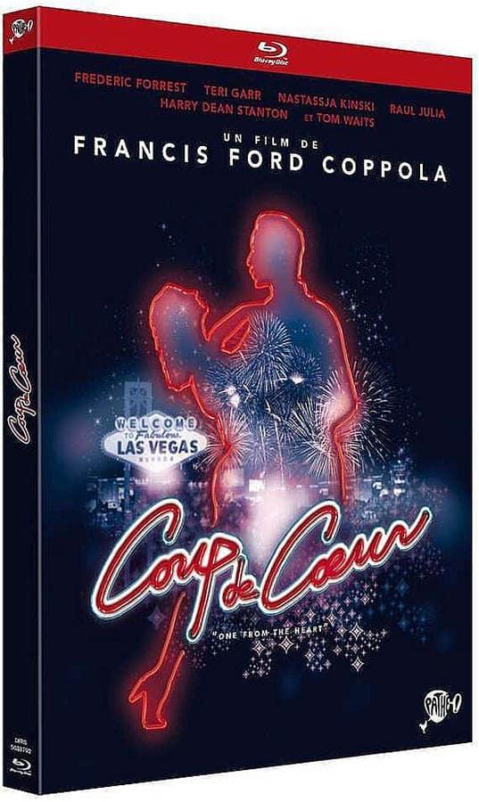 Coup de coeur, le blu-ray collector de Pathé (2013)