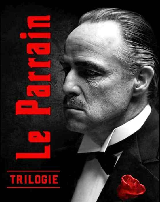 Le parrain jaquette VOD de la trilogie de Francis Ford Coppola