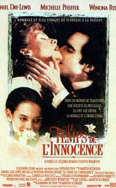 Le temps de l'innocence, l'affiche
