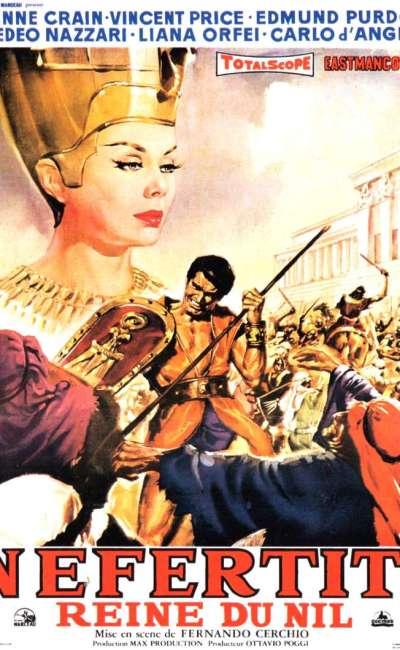 Nefertiti, reine du Nil, l'affiche