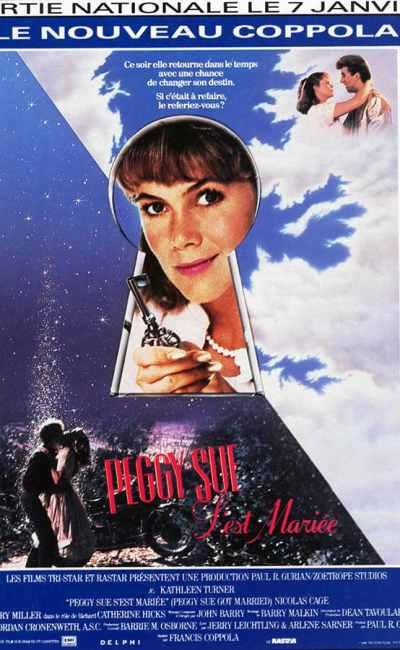 Peggy Sue s'est mariée : la critique du film et le test blu-ray