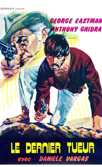 Affiche du film le dernier tueur