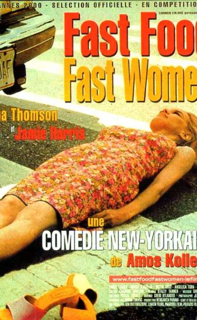 Fast food fast women, l'affiche