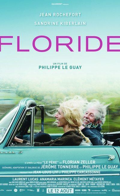 Floride de Philippe Le Guay, affiche