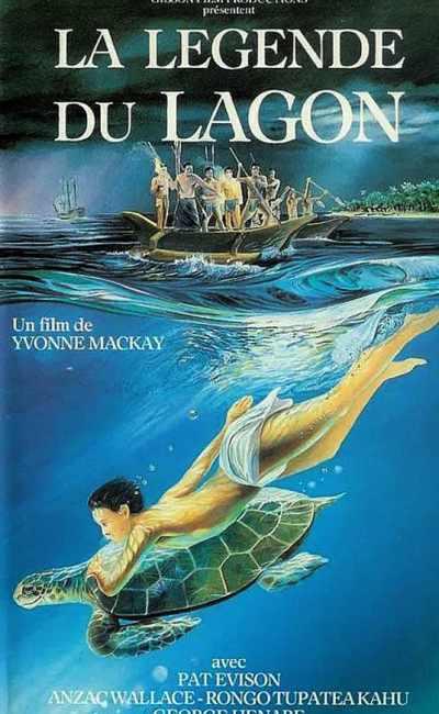 La légende du dragon, affiche du film d'Yvonne Mackay