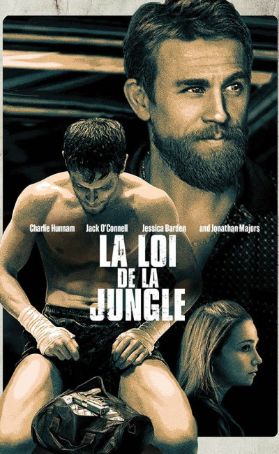 La loi de la jungle, artwork VOD
