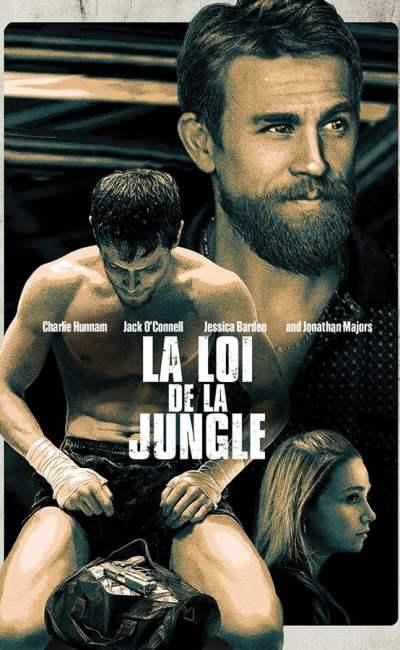 La loi de la jungle, artwork VOD