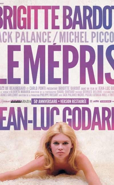 Le mépris : la critique du film