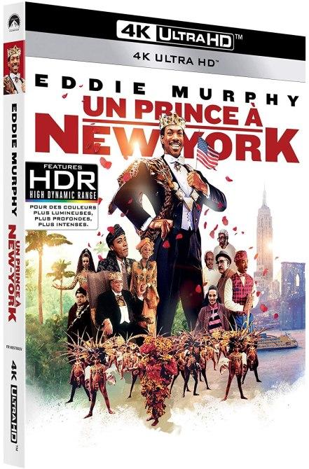 Un prince à New York 4K Ultra HD