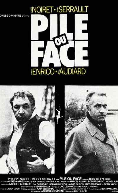 Pile ou face, affiche du film de Robert Enrico