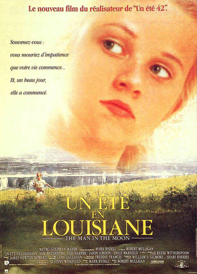 Un été en Louisiane, the man on the moon, affiche du film