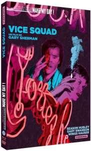 Vice squad, jaquette blu-ray