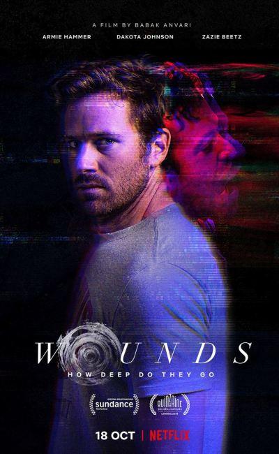Wounds (Netflix), affiche