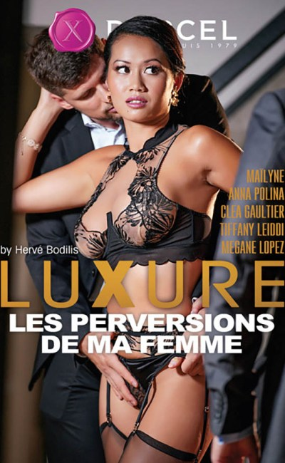 Luxure les perversion de ma femme, cover