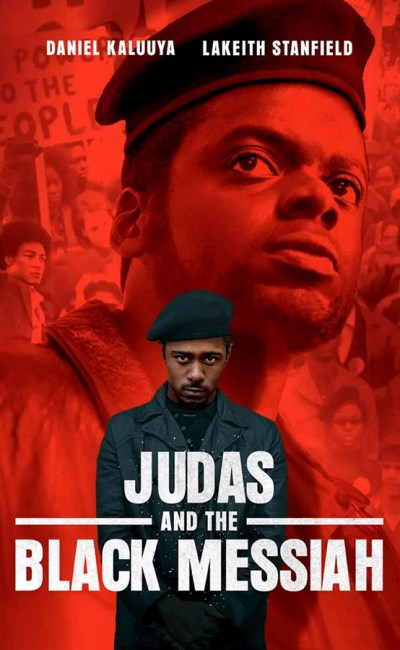 Judas and the Black Messiah, affiche vod france