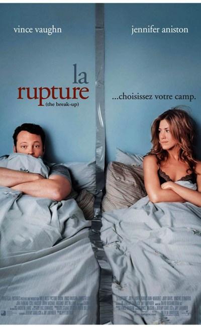 La rupture (The Break-up), affiche
