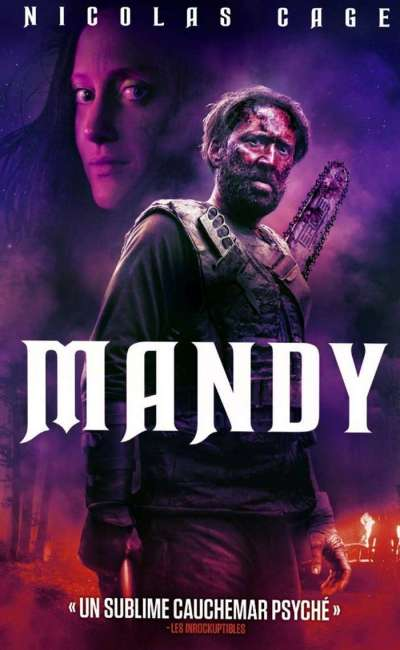 Mandy : la critique du film