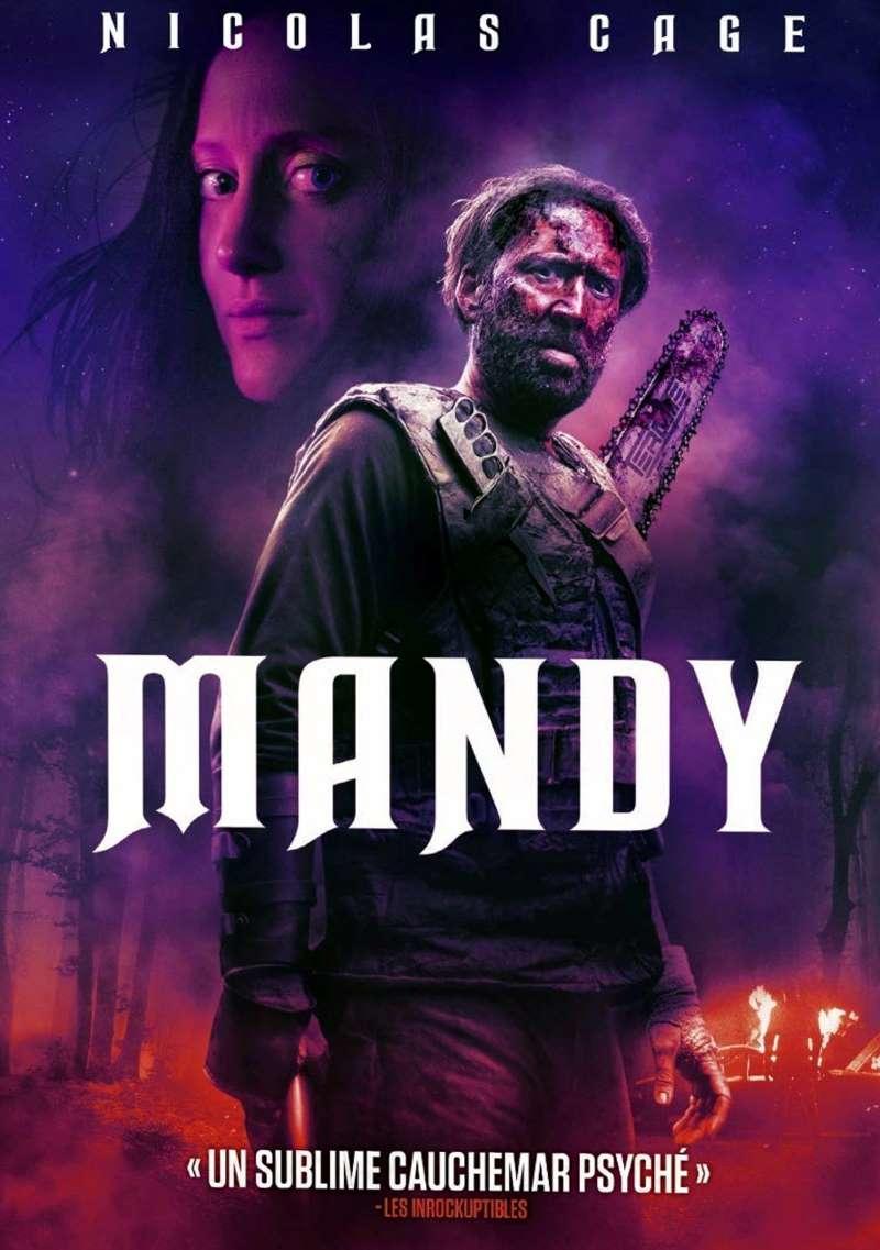 Mandy, l'affiche française