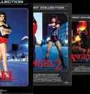 Carlotta : la trilogie Angel rejoint la Midnight Collection
