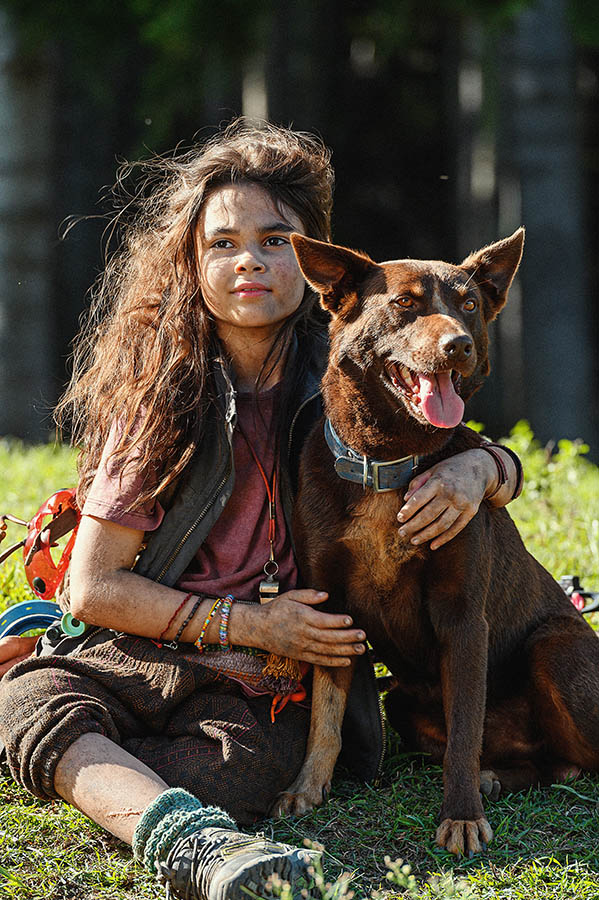 Ariana Greenblatt, nouveau rôle dans Love and Monsters - un film de Michael Matthews