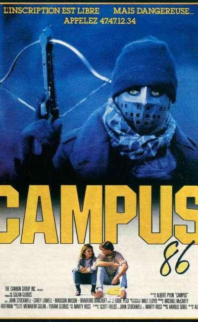 Campus 86, l'affiche