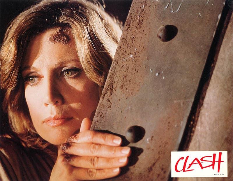 Catherine Alric dans Clash