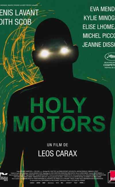 Affiche de Holy Motors de Leos Carax
