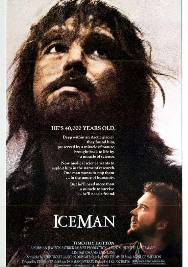 Iceman, l'affiche