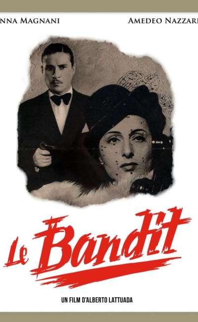 Le bandit, jaquette DVD