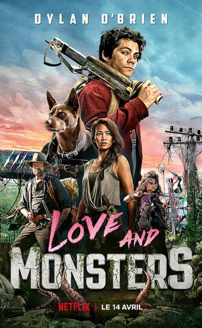 Love and Monsters affiche France