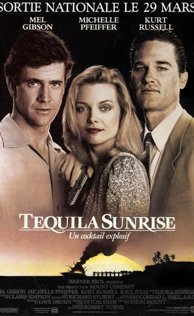 Tequila Sunrise, affiche alternative