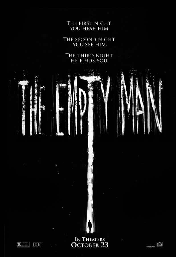 The Empty Man, affiche américaine