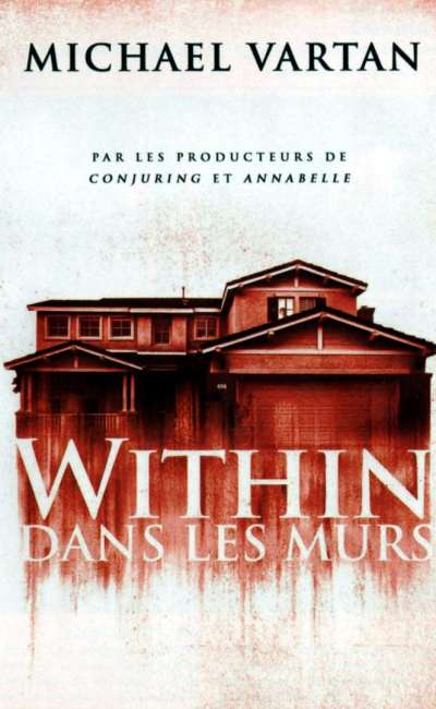 Within, l'affiche VOD