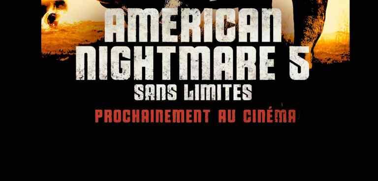 American Nightmare 5 s'affiche avec une bande-annonce «sans limites»