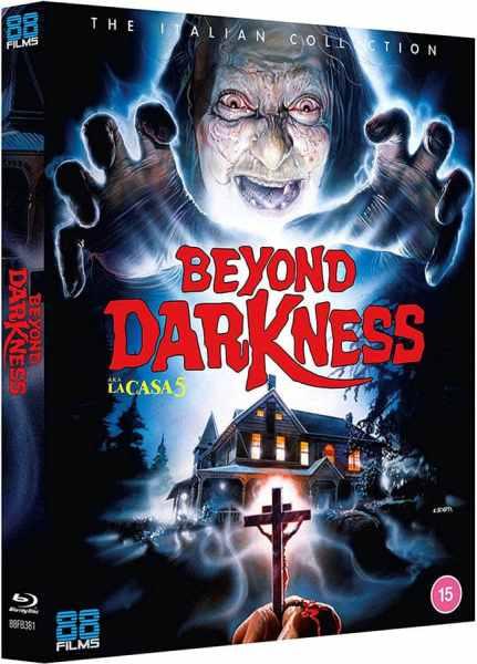 Beyond Darkness - Au-delà des ténèbres 88 Films Artwork