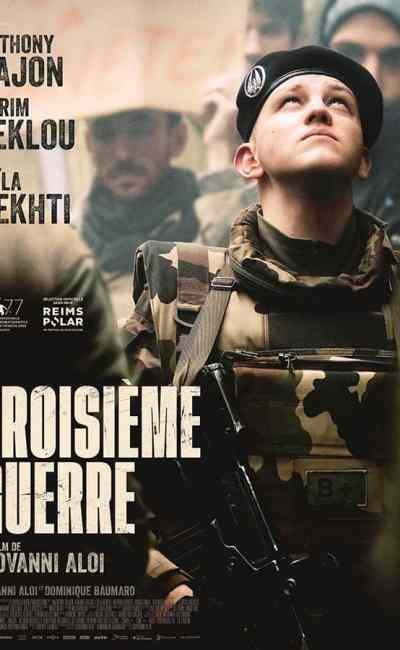 La Troisième guerre, affiche du film
