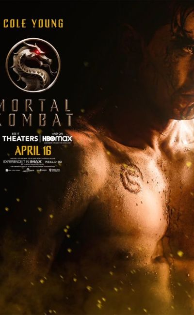 Lewis Tan dans Mortal Kombat