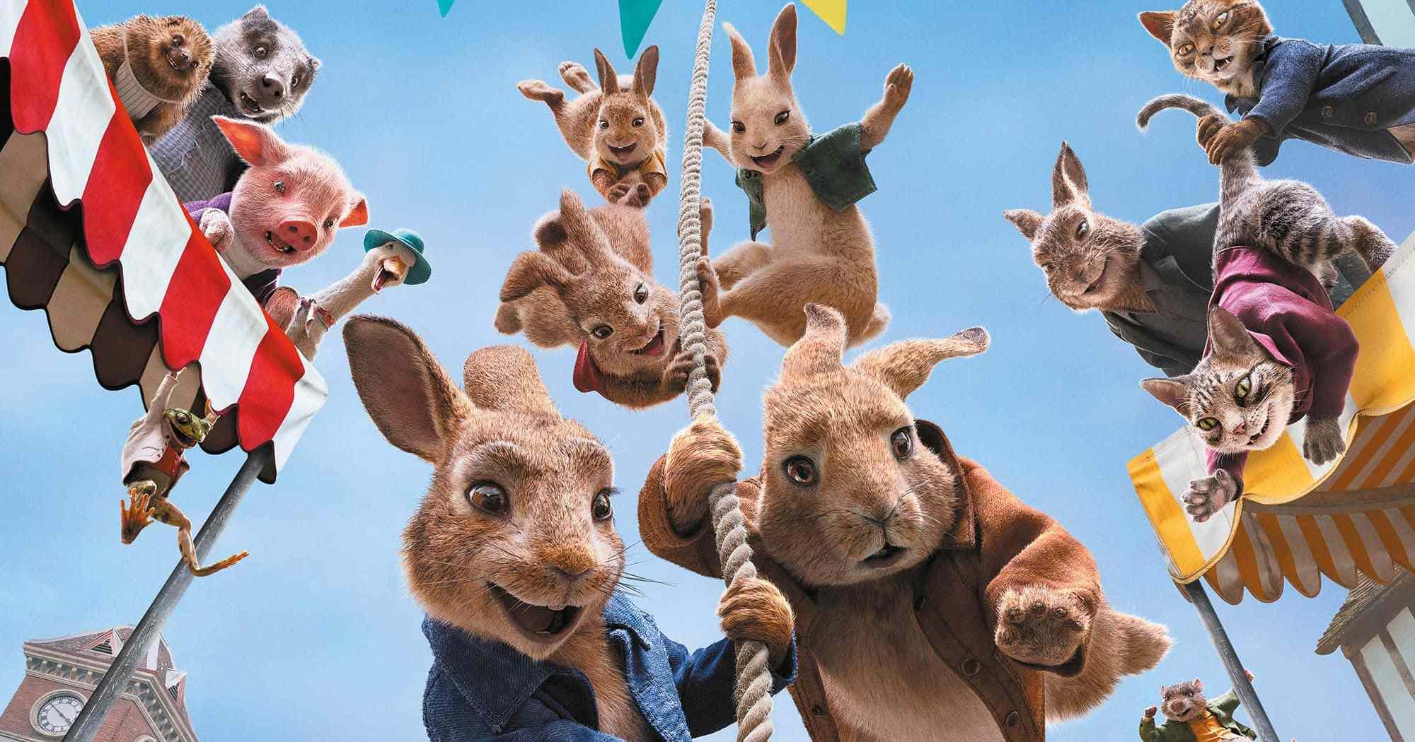 Pierre Rabbit 2 sortira le 30 juin 2021