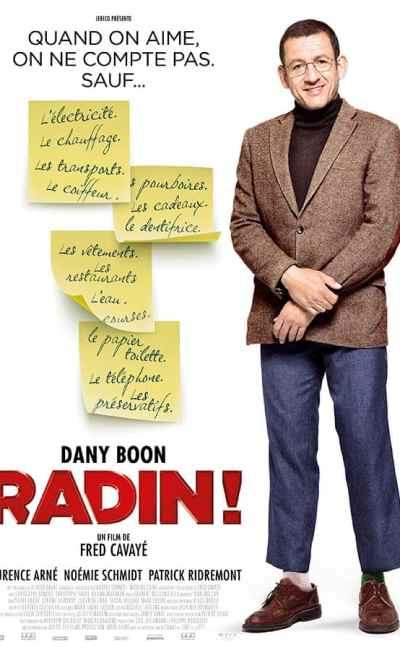 Radin ! - affiche du film de Fred Cavayé