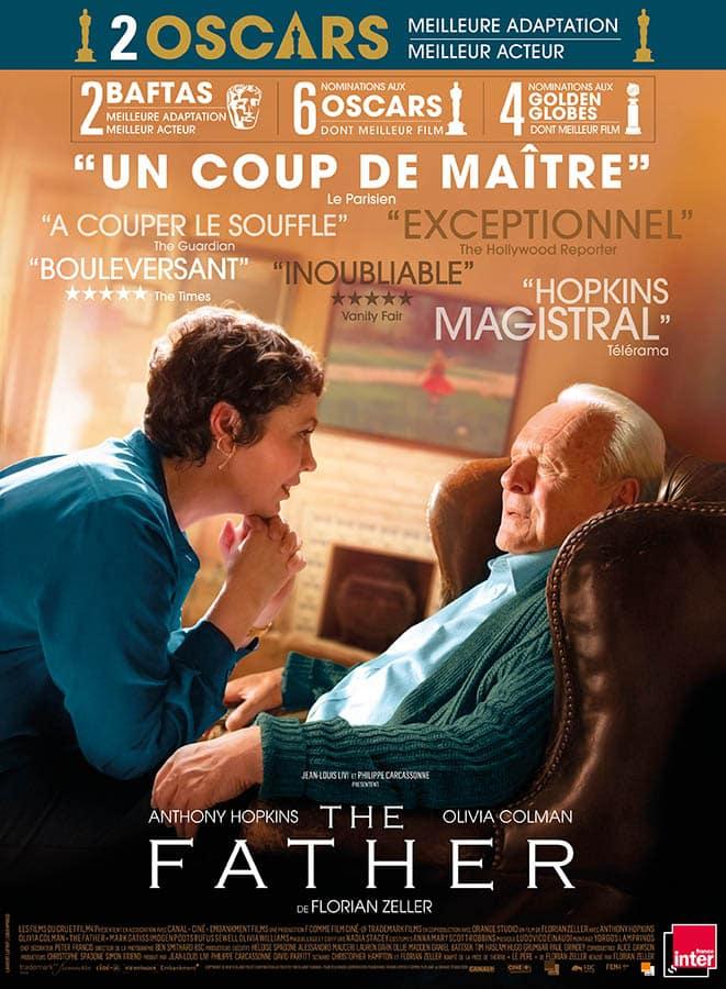 The Father, affiche du film