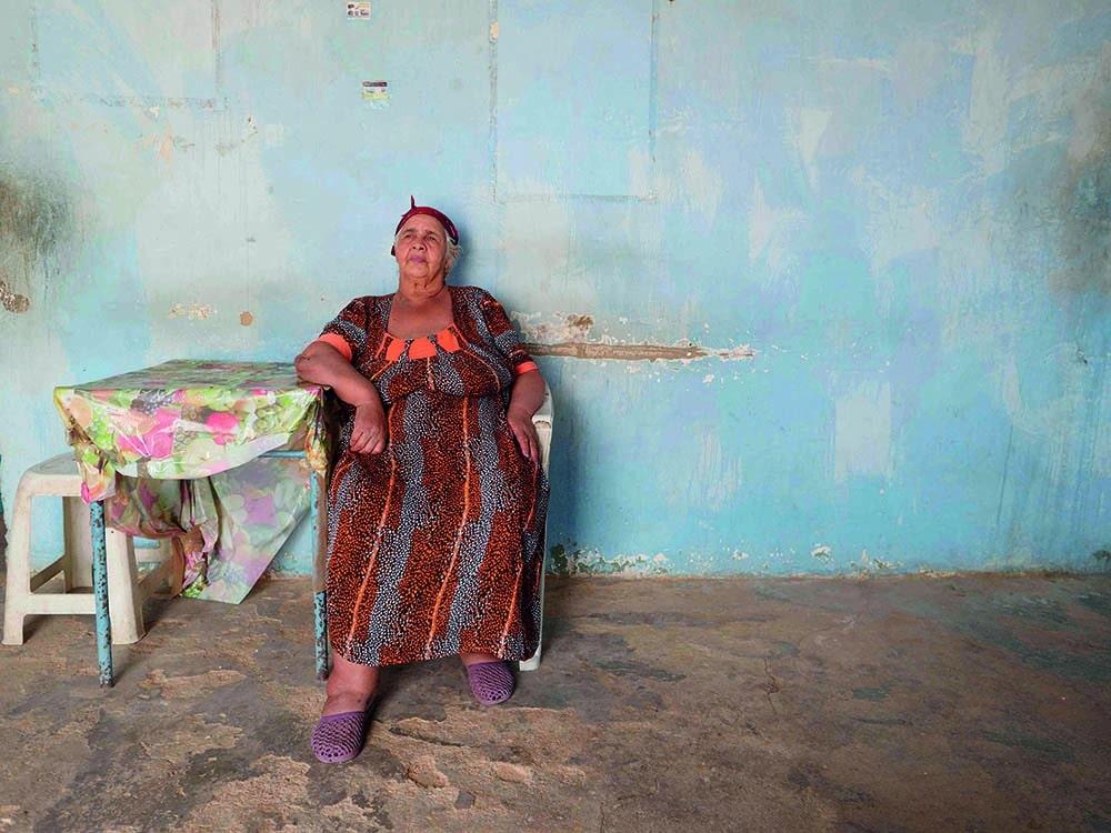 143 rue du désert, photo du film de Hassen Ferhani