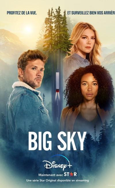 Affiche de la série Big Sky