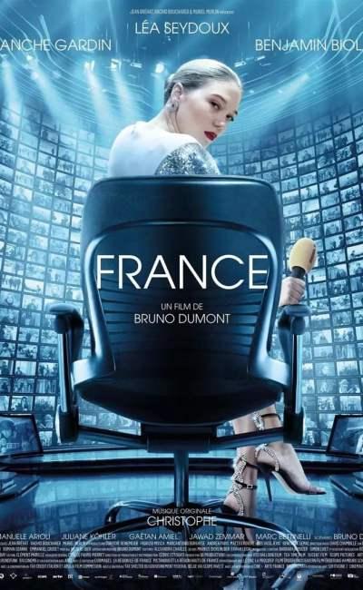 France de Bruno Dumont, affiche
