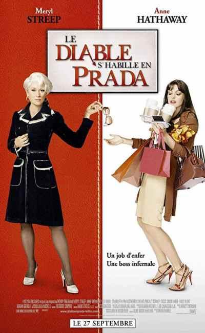 Le diable s'habille en Prada, affiche du film