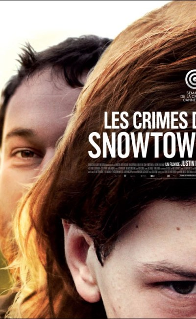 Affiche française des Crimes de Snowtown de Justin Kurzel
